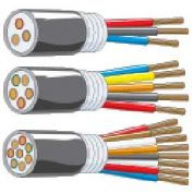 Quick Cable 220104-001 TC Control Cable, 18/5 Gauge, 1 Ft