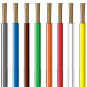 Quick Cable 230704-1000 Yellow General Purpose Primary Wire, 8 Gauge, 1,000 Ft