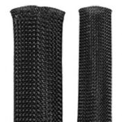 "Quick Cable 505302-100 Expandable Sleeving, 3/8"", 100 Ft"