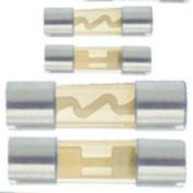 Quick Cable 509202-2005 Glass Fuses AGC 5 Amp, 5 Pcs