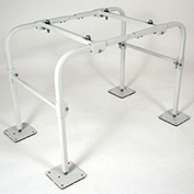 "Quick-Sling QSMS2400 Mini Split Stand, 24""H Fixed Stand - Thin"