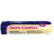 "RollerLite 9"" x 1/4"" High-Density Polyester Fabric Roller Cover, 24/Case - 9SC025"