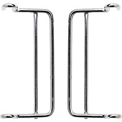 Quantum Stacking Wire Mesh Hangers HMB539C - For QMB539C, One Pair