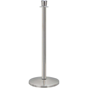 Tensator QueueWay Polished Stainless Classic Post - Pkg Qty 2