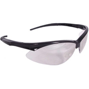 Radians® AP1-90 Rad-Apocalypse™ Half Frame Safety Glasses, I/O Lens, Black Frame - Pkg Qty 12