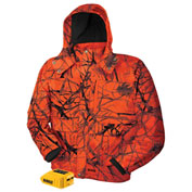 DeWalt® DCHJ063B-M 20V/12V MAX* Blaze Camo Heated Jacket Only - M