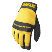 DeWalt® DPG20L All Purpose Synthetic Leather Glove L