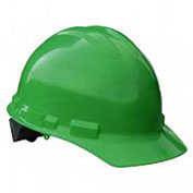 Radians GHP6 Granite™ Cap Style Hard Hat, 6 Point Pinlock, Green