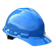 Radians GHR4 Granite™ Cap Style Hard Hat, 4 Point Ratchet, Blue