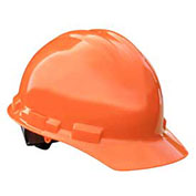 Radians GHR4 Granite™ Cap Style Hard Hat, 4 Point Ratchet, Orange