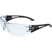Radians® OP1011ID Optima™ Half Frame Safety Glasses, Clear Anti-Fog Lens - Pkg Qty 12