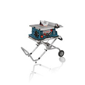 "BOSCH 4100-09, 10"" Worksite Table Saw with Gravity-Rise Wheeled Stand"