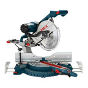 "BOSCH® 5312 12"" Dual-Bevel Slide Miter Saw w/ Upfront Controls"