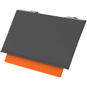 Akro-Mils Kanban Extended Label Holder 40412 - Large Card Slots - Price of Pkg Qty 24