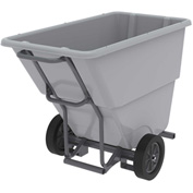 Akro-Mils® 77405F Medium Duty 1/2 Cu. Yd. Tilt Truck with Fork Pockets 600 Lb.