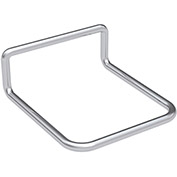 "Akro-Mils 3"" Wide Loop Hook LPP3WL - For Akro-Mils Louvered Panel - Price per Pack of 6"