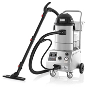 Reliable Commercial Steam Cleaner W/ Vacuum, 7 L Capacity - Tandem Pro 2000CV