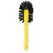 "Rubbermaid® 17"" Commercial Grade Toilet Bowl Brush, Brown - RCP6320 - Pkg Qty 12"