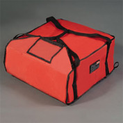 Rubbermaid Commercial FG9F3700RED Large Pizza Delivery Bag