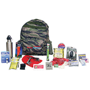 Ready America® 70115 Deluxe Outdoor Survival Kit, 1-Person