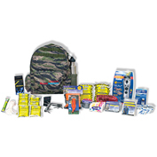 Ready America® 70310 Outdoor Survival Kit, 4-Person