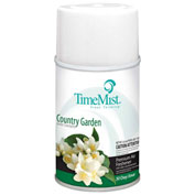 TimeMist® Premium Metered Air Care Refills, Country Garden - 6.6 oz. Can, 12 Cans/Case -1042786