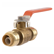"SharkBite 22222-0000LF Ball Valve 1/2"" - Lead Free"