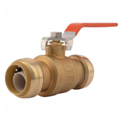 "SharkBite 22223-0000LF Ball Valve 1"" - Lead Free"