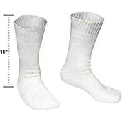 Wick Sock, White - S/M