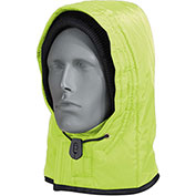 HV Iron Tuff™ HiVis Hood Regular, HiVis Lime-Yellow - One Size