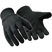 Value Jersey Glove, Black - Xl - Pkg Qty 12