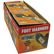 Refrigiwear Foot Warm-up, 40/Box, 020HF000000