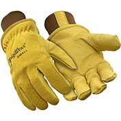 Pigskin Glove, Gold - Medium