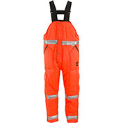 L2 HiVis™ Iron-Tuff™ High Bib Overall Tall, HiVis Orange - 5XL