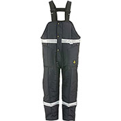 Iron Tuff™ Enhanced Visibility High Bib Overall Tall, Navy - Large