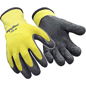 HiVis™ Proweight ErgoGrip Glove, HiVis Lime-Yellow - Large