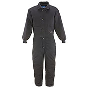 Coverall Regular, Black - XL