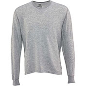 Thermal Underwear Top, Gray Large
