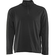 RefrigiWear® 088TRBLKLAR, Base Layer Top, Black, Large