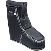 RefrigiWear Thermolite® Pac Boot Liner Regular, Black - 10