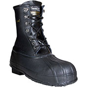 Servus Double Insulated Pac Boot Regular, Black - 8