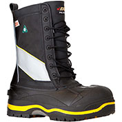 RefrigiWear Constructor Boots, Black, -60°F Comfort Rating, Size 14