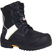 RefrigiWear Ice Rebel Boots, Black, -20°F Comfort Rating, Size 7