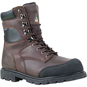 RefrigiWear Platinum Boot Regular, Brown - 10
