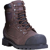 RefrigiWear Barricade™ Leather Boots, Brown, -20°F Comfort Rating, Size 11