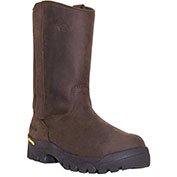 RefrigiWear Resistor Leather Boots, Brown, -10°F Comfort Rating, Size 8