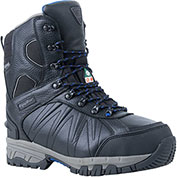 RefrigiWear® Exteme Freezer Boot, Black, -40° to 10° Rating, Size 8.5, 190CRBLK085