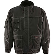 ErgoForce™ Jacket Tall, Black - Medium