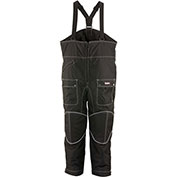 ErgoForce™ Bib Overalls Regular, Black - Large