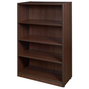 "Regency 48"" Bookcase - Java - Manager Series"